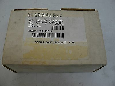 New Rockwell International 15108t1 Disk Assembly 2485 Psi At 700 Degree F