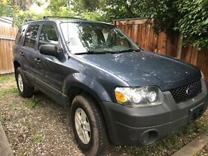 2005 FORD ESCAPE! EXCELLENT CONDITION!