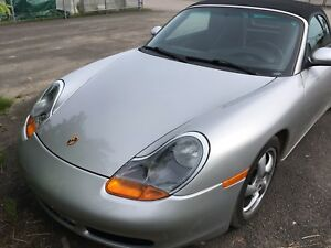 Porsche boxster S 3.2 2001
