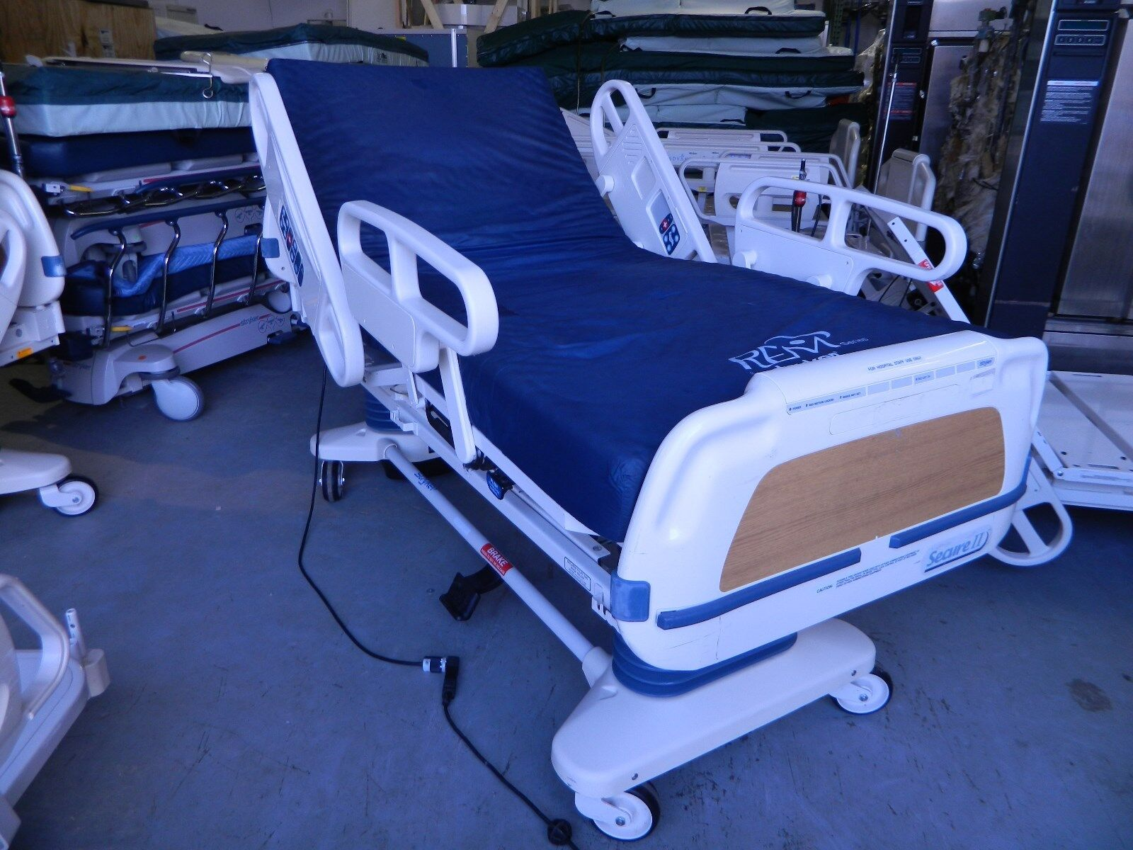 compartimental models to predict hospital bed Been used to predict future bed need historic and current hospital bed use is not routinely measured  inpatient bed need planning--back to the future p 5.