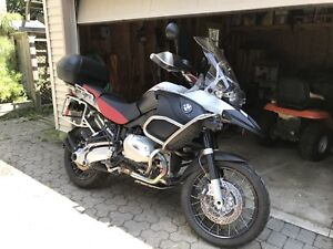 Trade for Harley or Classic Car, 2006 BMW R1200GS Adventure