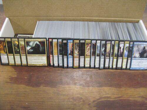 1000+ Lot Of Mtg Magic The Gathering Cards Rares, Foils, Mythics, (un)commons
