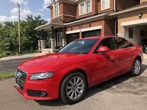 2009 Audi A4 Come with valid safety certificate