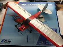 E-Flite UMX Carbon Cub SS with Floats - BNF Aldgate Adelaide Hills Preview