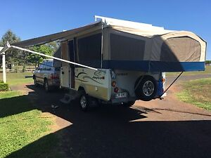 Jayco Swan Outback Camper Scone Upper Hunter Preview