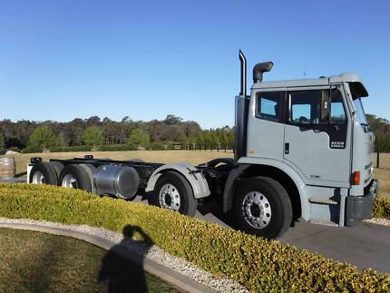 ACCO 8x4 Cab Chassis