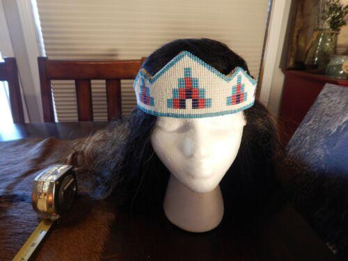 American Indian Native American Tribe Beaded Headband