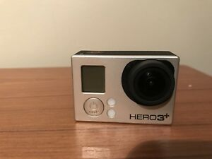 Gopro HERO 3+ Black edition avec le LCD screen