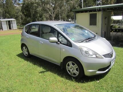 Honda Jazz - reliable, economical, safe.