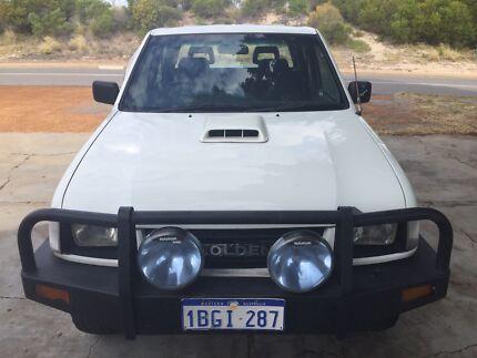 1999 Holden rodeo 4x4 turbo diesel 4 door Geraldton 6530 Geraldton City Preview