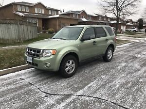 2008 Ford Escape + Safety Certified *LOW KM*