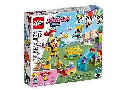 LEGO PowerPuff Girls 41287 Bubbles' Spielplatzabenteuer La bataille de Bulle