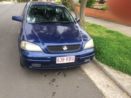 2004 Holden Astra  North Melbourne Melbourne City Preview