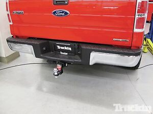 Front and Rear Bumpers for 2009-2013 Ford F-150