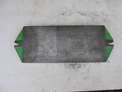 Arbeitsplatte,Tuschierplatte, Anreissplatte 680 x 250 x 35 mm, 30kg