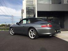 2002 Porsche 911 3.6 Carrera Convertible  Richmond Yarra Area Preview