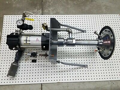 Aro Ingersoll Rand Pneumatic Piston Pump Grease Paint Caulk Sealant Lube Fuel