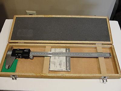 Mitutoyo Digimatic 500-323 Cd12 Caliper 300mm 12