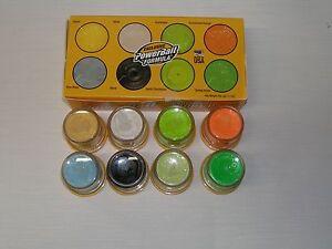 Berkley Power Bait Glitter 8 verschiedene Farben Forellenteig Forellenzubehör
