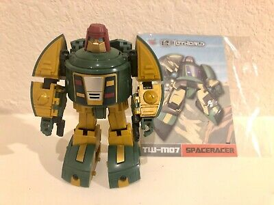 Transformers 3rd Party Toyworld **Spaceracer** aka MP Cosmos