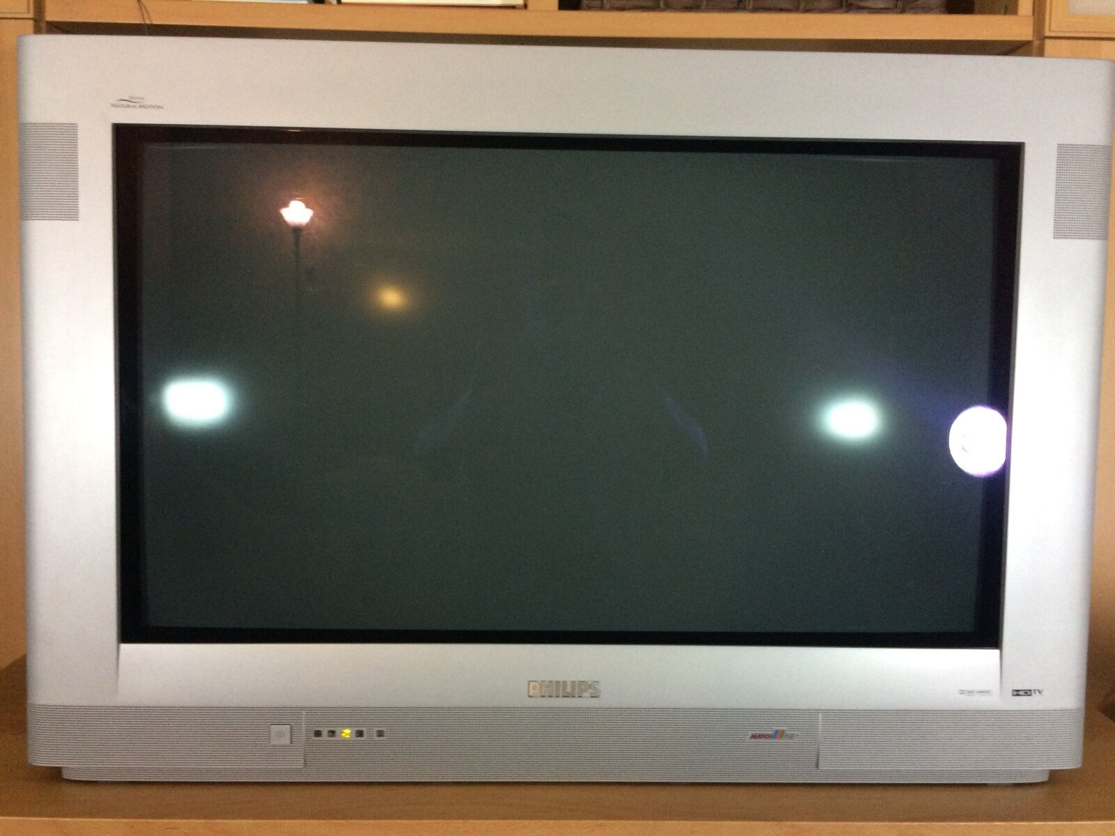"""Philips 34PW9817 34"""" 1080i HD CRT Television"""