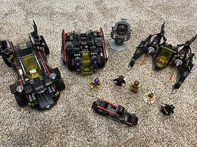Lego Batman Movie The Ultimate Batmobile - 70917 - Pre Owned Some Mini figures