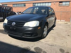 2008 Volkswagen Golf manual brand new clutch