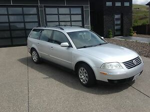 Lots of Space! 2004 Volkswagen Passat, 1.8 L Turbo