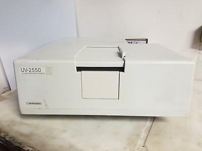 Shimadzu Uv-2550 Uv Visible Spectrophotometer