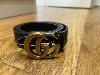 Gucci Marmont Womens Belt