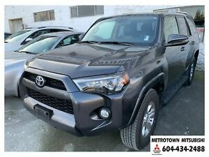 2016 Toyota 4Runner SR5 7 Passenger; Local BC vehicle!