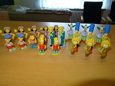 Ü-Ei Figuren Überraschungsei Die Simpsons Marge Bart Lisa Otto Mr Burns etc.