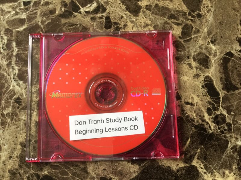 Vietnamese Dan Tranh Study Music Manual Beginning Lessons CD PLUS FREE Teach DVD