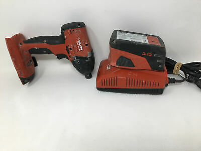 Hilti Sid-18a Impact Drill With Battery And Charger