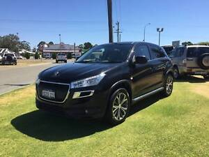 2012 Peugeot 4008 SUV Automatic $3000 min trade $59 pw
