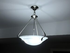Chandelier brande new in box have extra one