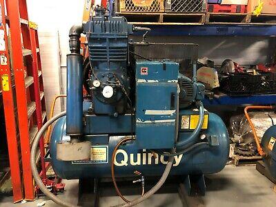 Quincy 20hp Air Compressor
