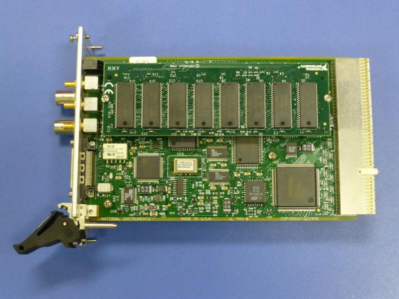 National Instruments PXI-5431 Video / Arbitrary Function Generator NI DAQ Card