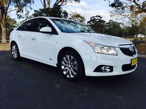 2014 HOLDEN CRUZE Z SERIES MANUAL ONLY 99,000KM IMMACULATE Camden Camden Area Preview