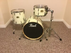 Drum Stuff - Pearl SSC 3Pc. Shell Pack w/ Stand & Xtra BD Skin
