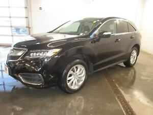 2018 Acura RDX AWD! LEATHER! SUNROOF! ALLOYS! CLIMATE! A/C!