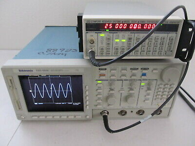 Tektronix Tds684c Digital Realtime Oscilloscope 1ghz 5gss 13 1f 2f