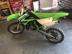 2 x 2001 Kx 85's with papers.