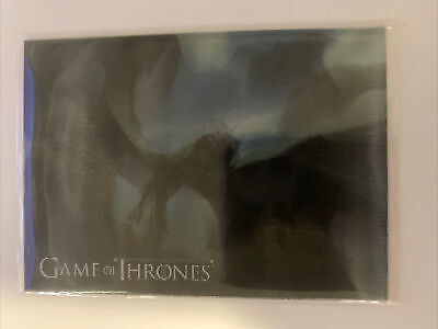 2019 RITTENHOUSE GAME OF THRONES INFLEXIONS Lenticular Motion Card L1
