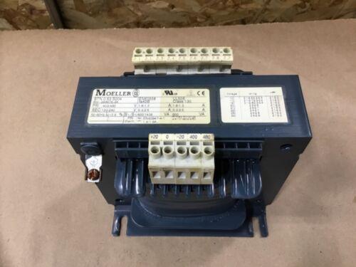 Moeller STN 0.63 S004 288878/24 Control Transformer 400-480V Primary #07C7PR4
