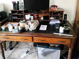 Antique Desk Glenbrook Blue Mountains Preview