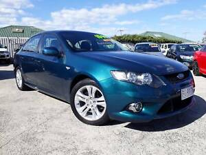2010 Ford Falcon XR6, Automatic Invermay Launceston Area Preview