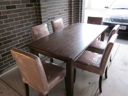 6 Seater Dining Table For Sale Tasmanian Oak Great Condition