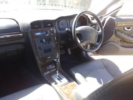 Hyundai Grandeur Sedan