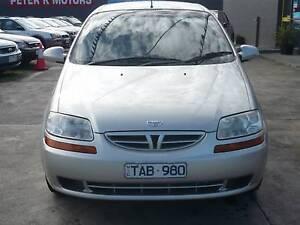 2004 Daewoo Kalos Sedan Finance or (*Rent-to-Own $38pw) Dandenong Greater Dandenong Preview